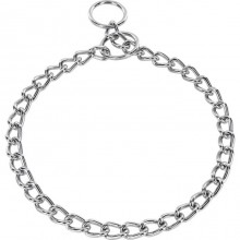Small link thick chrome collar (BK5..)