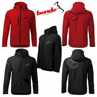 Softshell jacket men (0876)